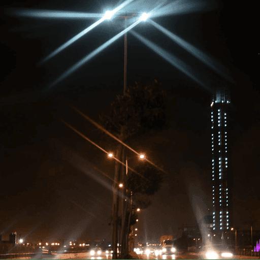 Eclairage public Béchar