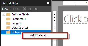 Add Dataset
