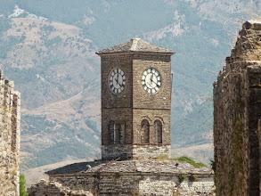 Photo: Gjirokastra - Twierdza - Albania