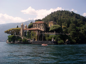 Photo: Villa Balbianello, James Bond Casino Royale filmed here