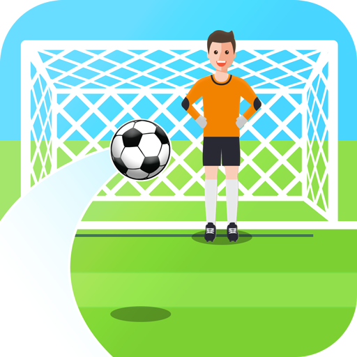 Goalkeeper - Free Penalty Shootout Fun For Kids