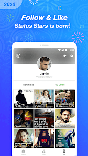 VClip –  Whatsapp Status & Royal Pass PBGApp  Download For Android 8
