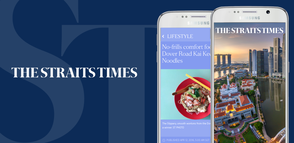 The Straits Times for Smartphone