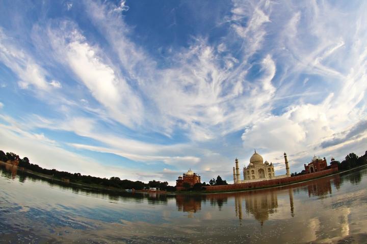 Piccolo mondo indiano circolare di David Marrone