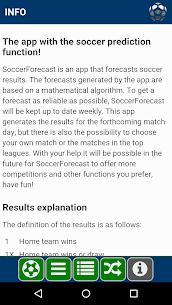Soccer Forecast 5