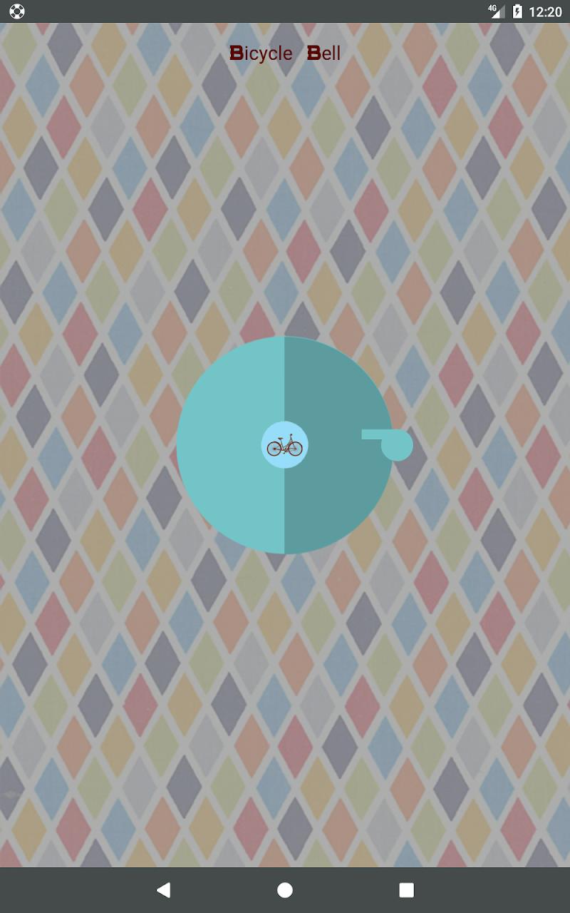 Скриншот Велосипедный звонок