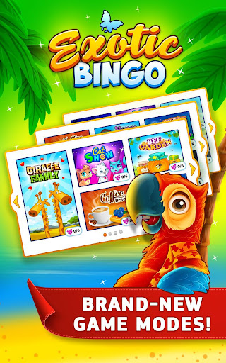 Tropical Beach Bingo World 7.5.0 screenshots 3
