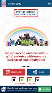 MobileSafty - náhled