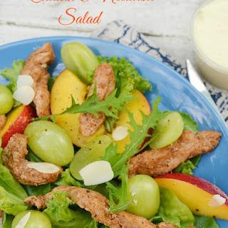 Chicken and Nectarine Salad.