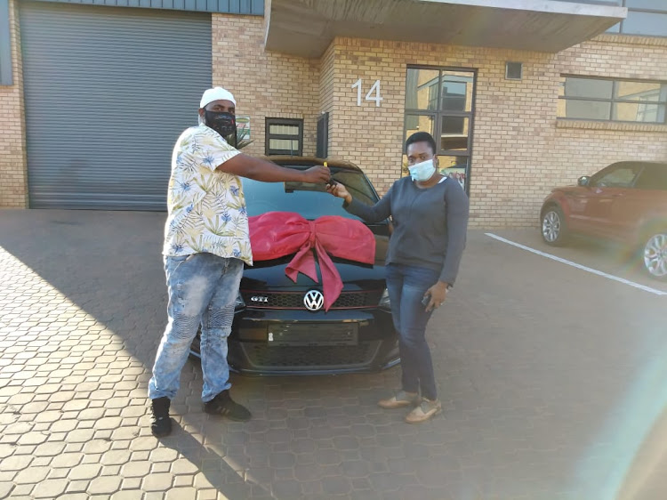 Tebogo Masoko, brother-in-law of alleged UIF crook Tshepang Phohole, bought a second-hand Golf GTI days after Phohole received a large payout from the UIF that was meant for a company.