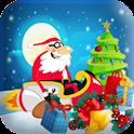 Santa Christmas Gift Game icon