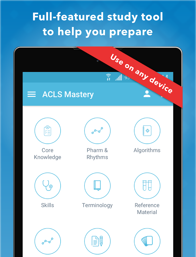 ACLS Mastery- screenshot