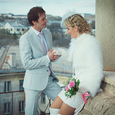 Wedding photographer Kseniya Borisova (ksyushabarboris). Photo of 19.01.2014