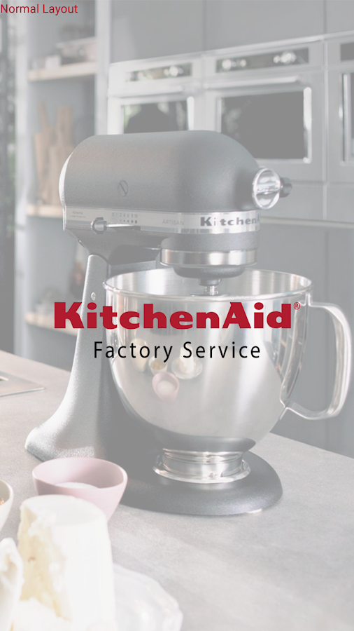 Kitchenaid Factory Service kitchenaid service - android apps on google play