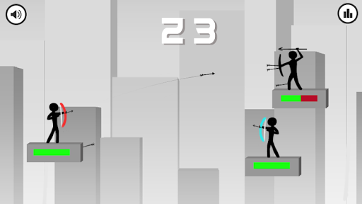 Stickman Archer: Bow and Row 1.0.0 screenshots 2