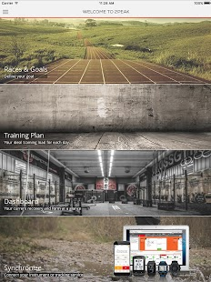 Plan2PEAK : Training Plan- screenshot thumbnail