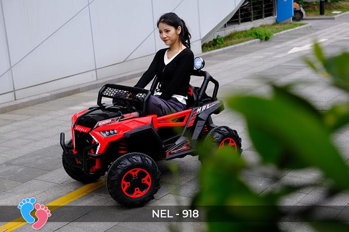 Ô tô điện địa hình NEL-918 7