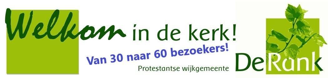 Banner Welkom in De Rank