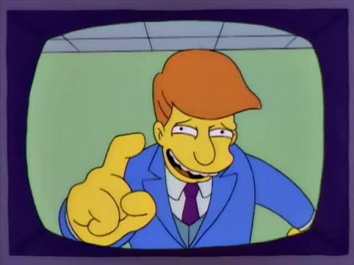 Los Simpsons 5x15 Homero en el espacio profundo