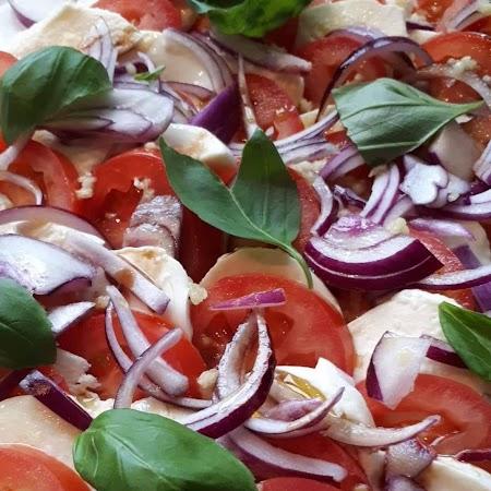 Prachtige salade van Anneke
