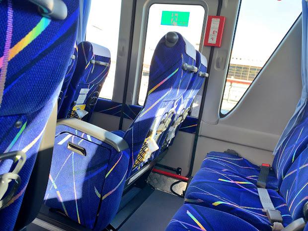 座席シートイメージ