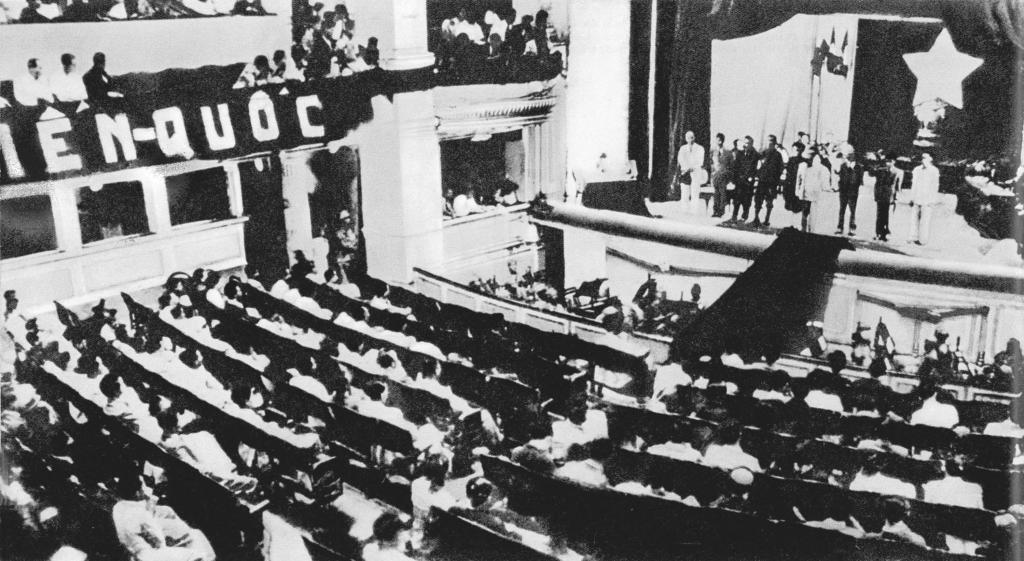Phiên họp đầu tiên Quốc hội khóa I
