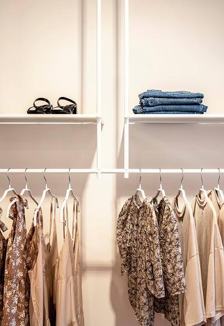 giá treo quần áo
