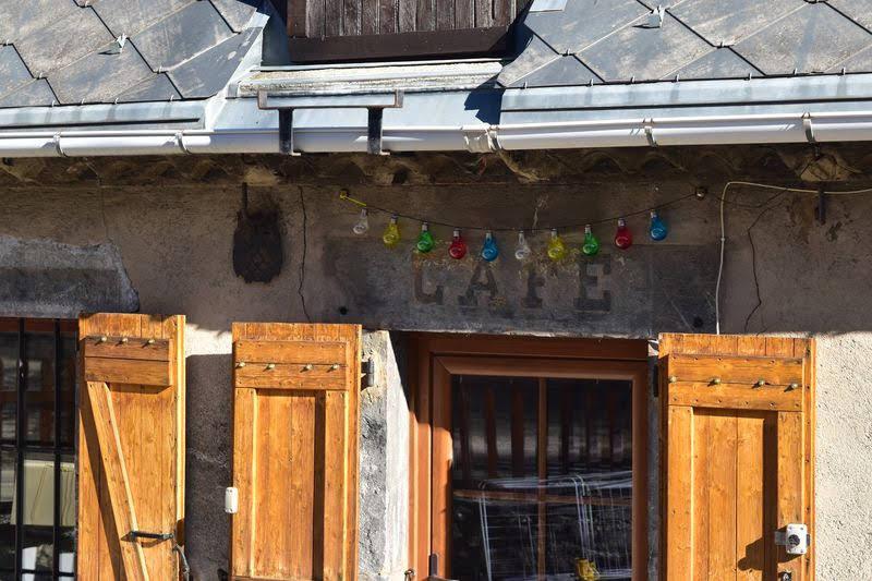 Ancien café du Peychagnard
