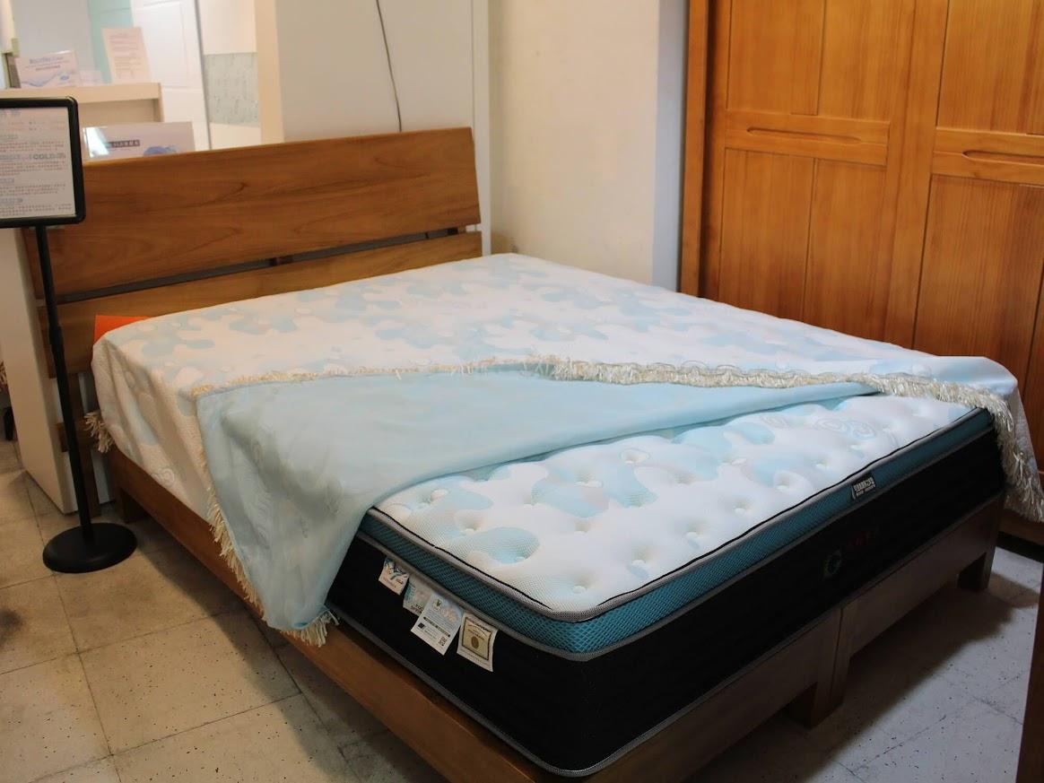 添興家具 維納斯日本icold涼感布床墊 中永和家具行推薦