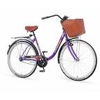 "Bicikl 26"" DIAMANT LJUBIČASTI GRADSKI"