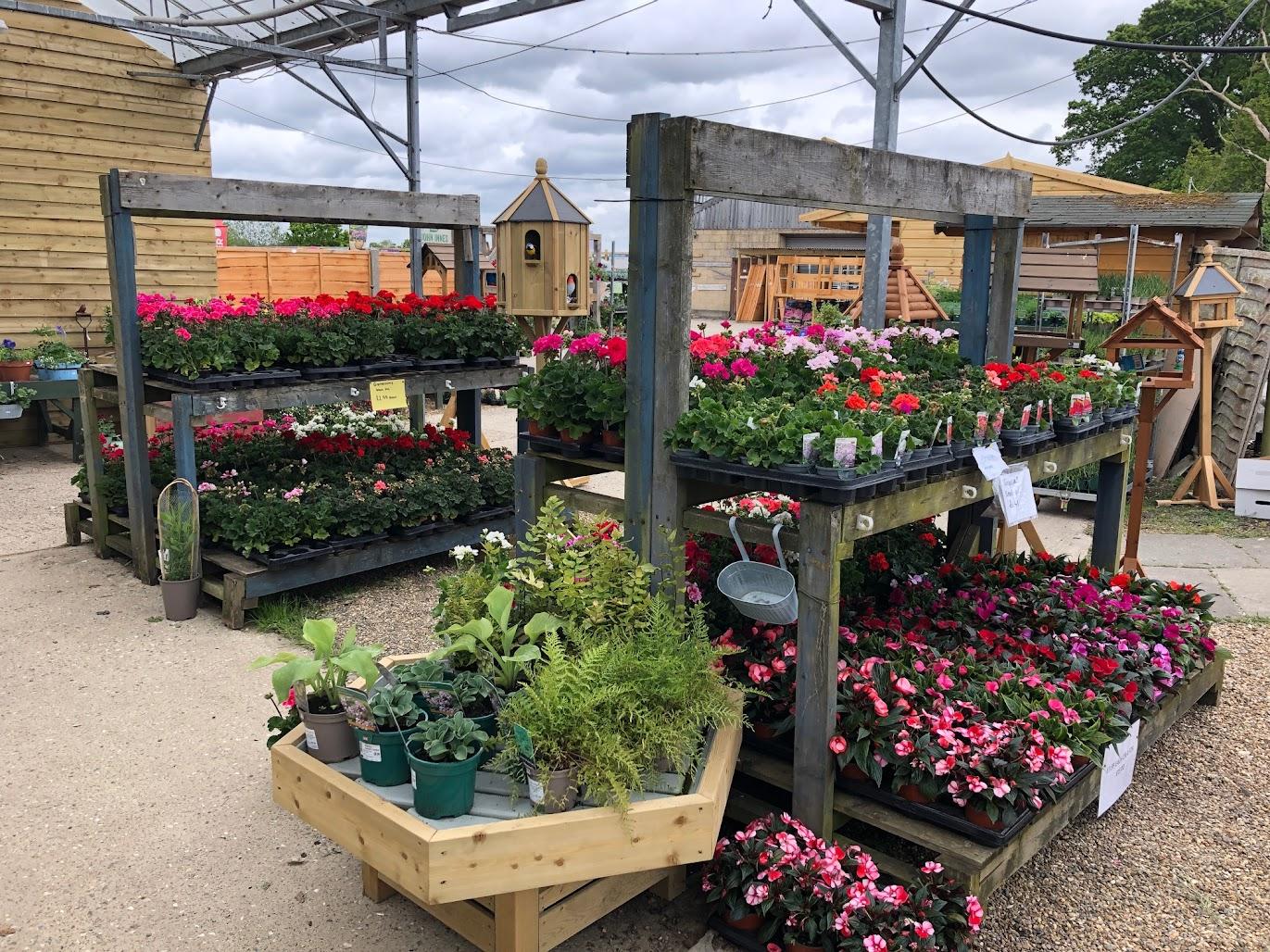 Ripleys Garden Centre Ashford Road Bethersden