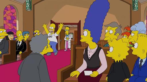 Los Simpsons 25x18 Días del futuro futuro