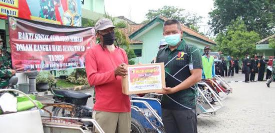 Kodim Lamongan Jawa Timur Indonesia