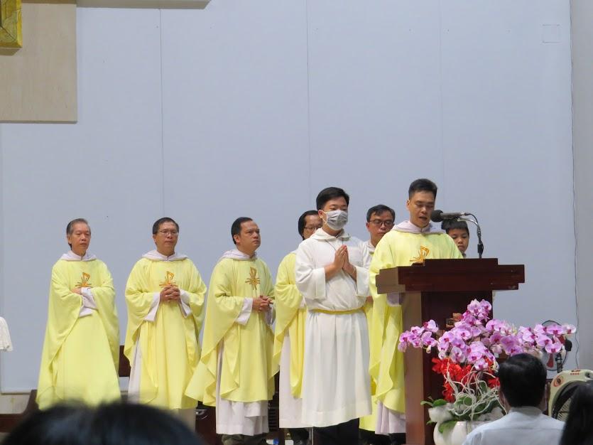 Thánh lễ mừng bổn mạng tu viện Thánh Albertô Cả năm 2020