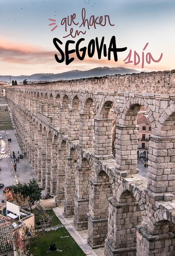 que ver y hacer en Segovia