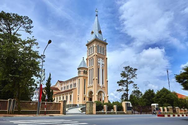 Da Lat Cathedral