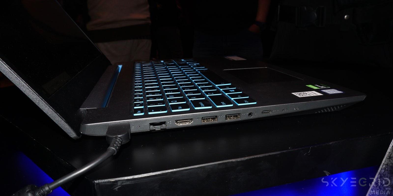 I/O port IdeaPad L340 2019