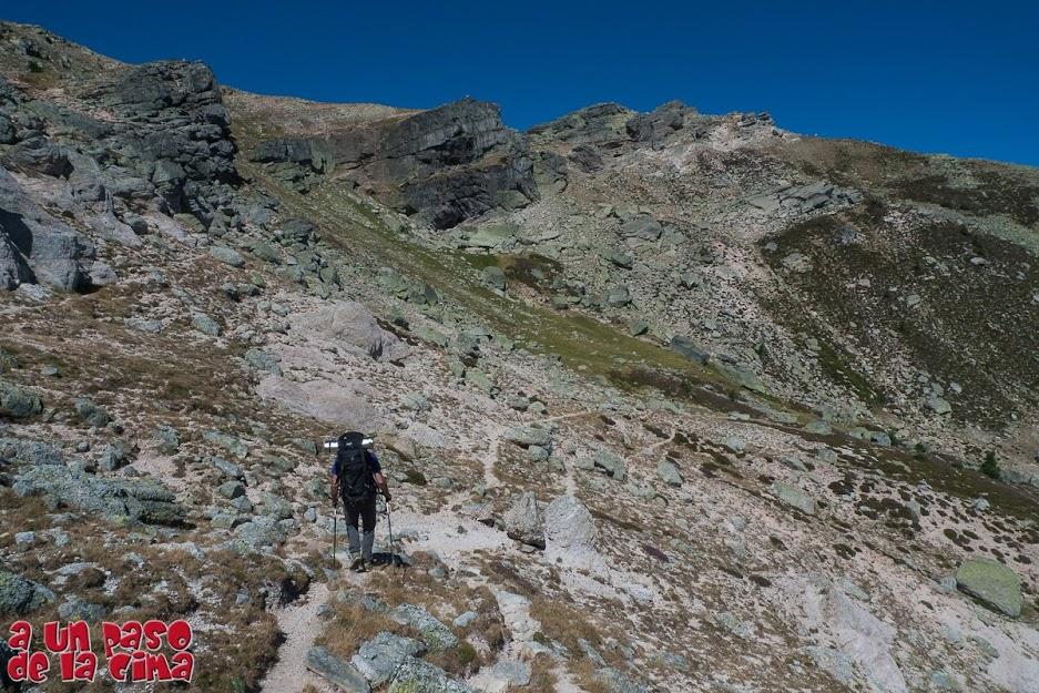En la cabecera del Valle de Revinuesa.