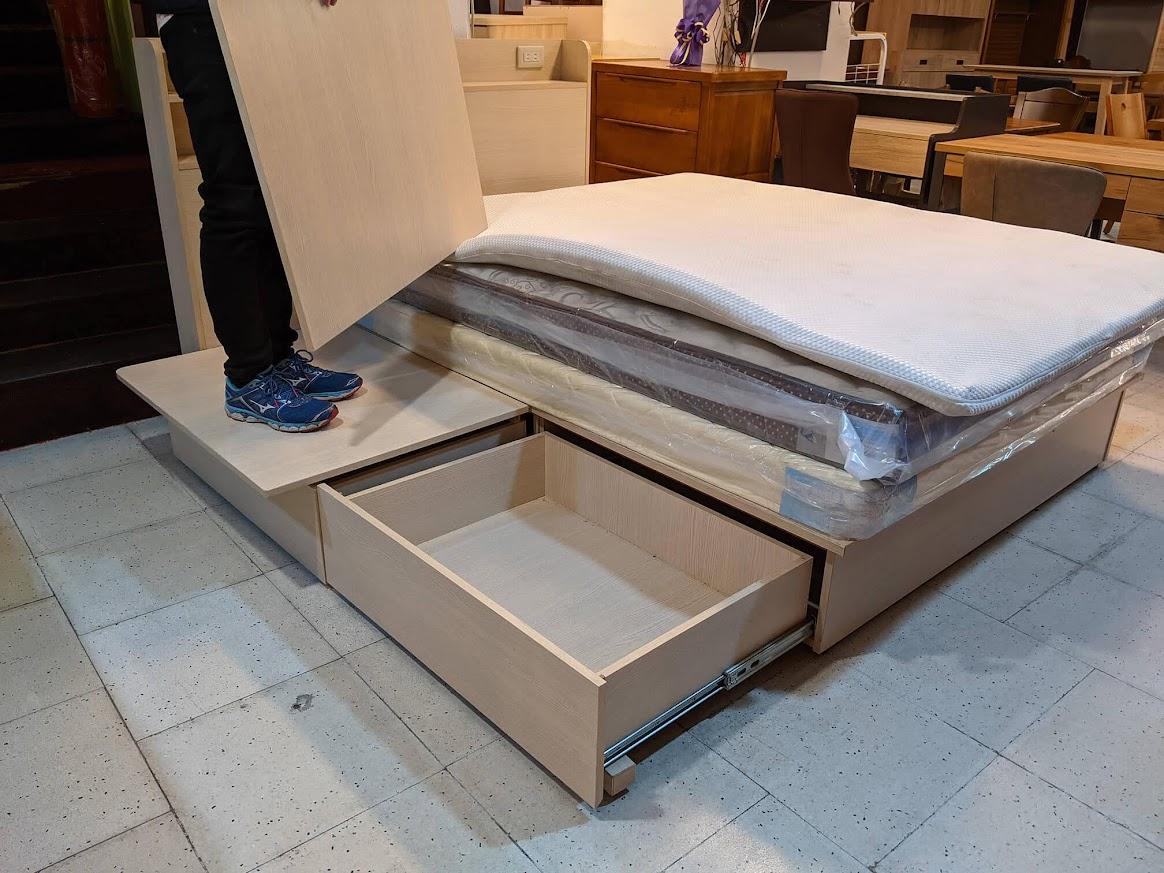 添興家具 收納孝親床、客房床推薦