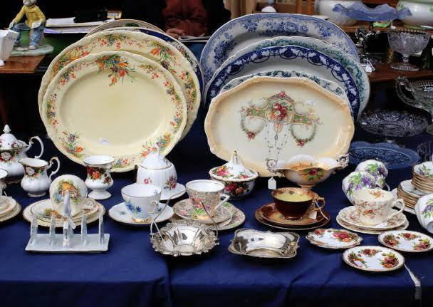 Song Xian Qiao Antique Market