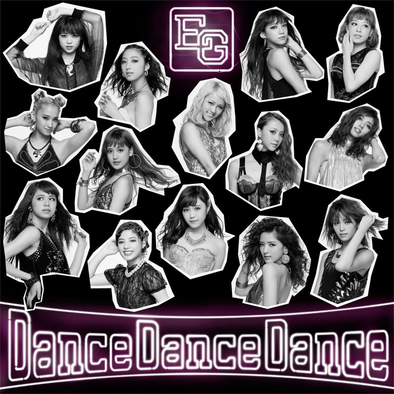 "Capa do single ""Dance Dance Dance"" – CD+DVD Edition."