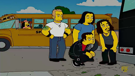Los Simpsons 18x01 El niño, el chef, la esposa y su Homero