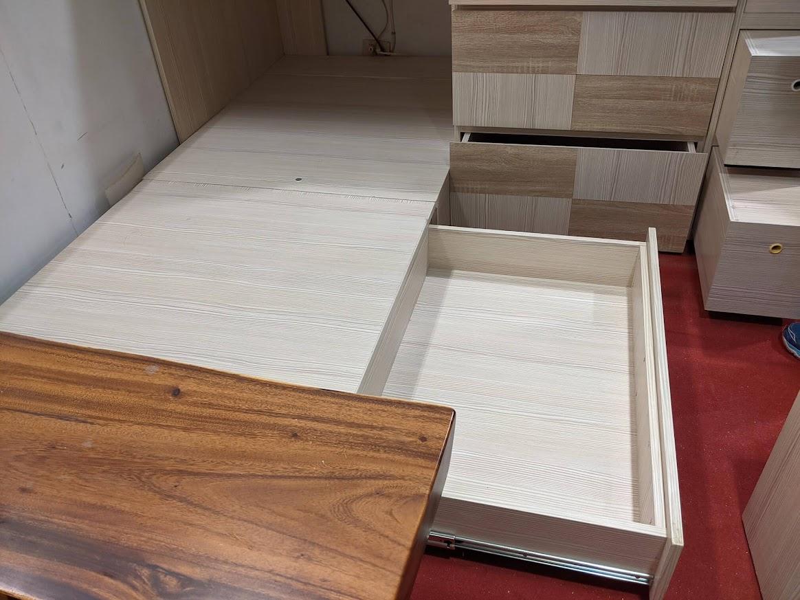 添興家具 超大收納空間 創意上下舖床架