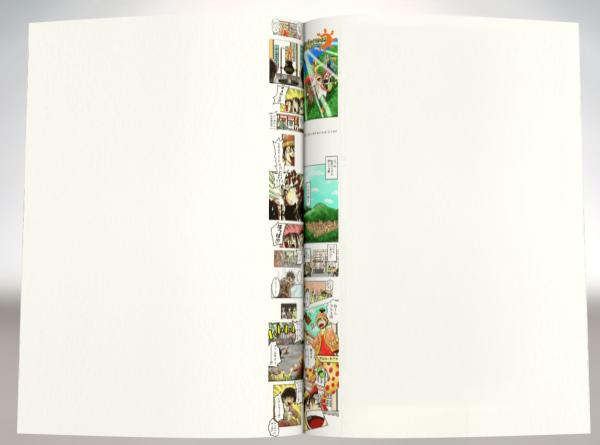 クリスタシェア:本に合わせる