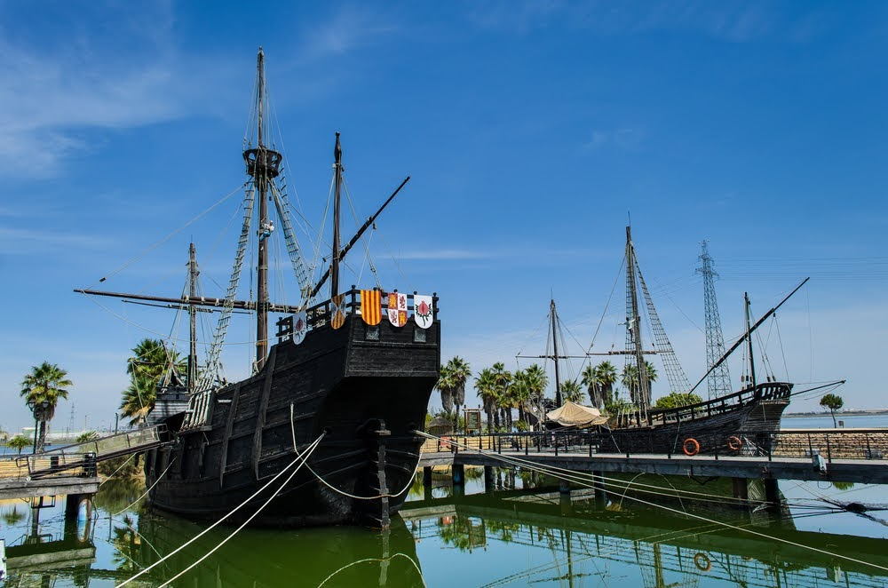 Puerto de las Carabelas Huelva