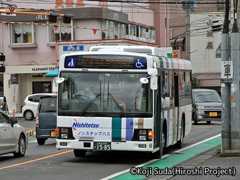 西鉄 杷木第二 2010 朝倉街道にて_02