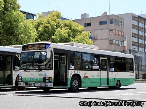 奈良交通 葛城 ・688
