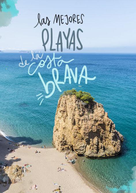 mejores playas de la Costa Brava