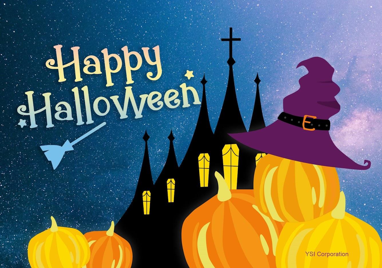 Trick or treat? Enjoy this spellbinding Halloween!