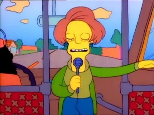 Los Simpsons 1x03 La odisea de Homero